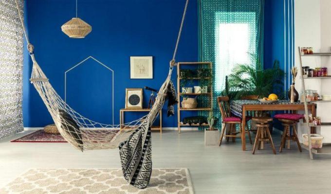 hammock bohemian style