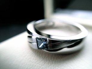 """,,Lidský diamant"""" zasazený ve šperku"""
