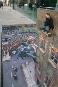 chalk-batman-rescue