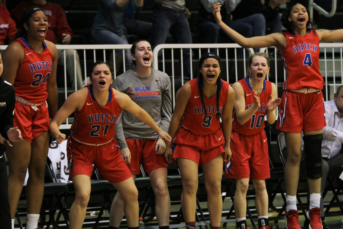Texas redemption: Blue Dragon women heading to nationals