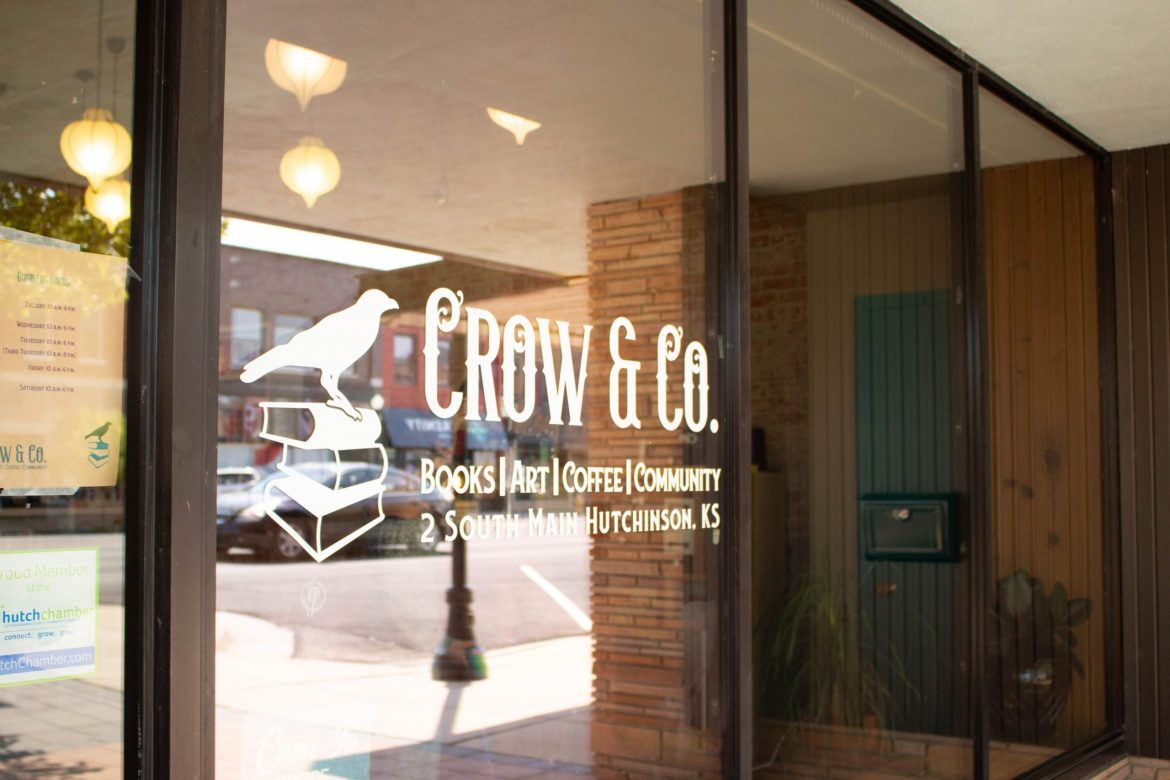 Crow & Co. flies into town