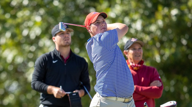 Sports roundup: Men's golf team has record-setting tournament in Texas
