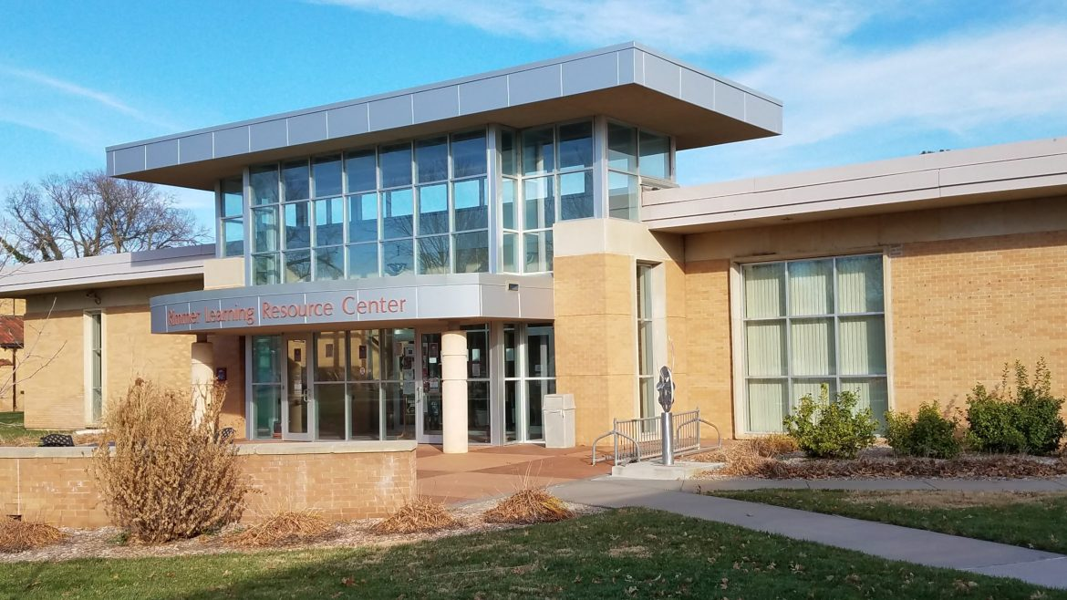 Rimmer Learning Resource Center announces post-Thanksgiving hours