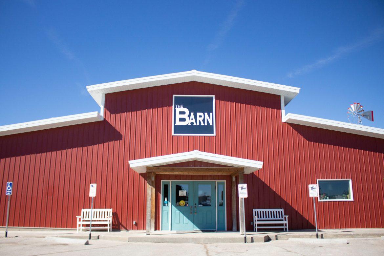 Burrton's Barn Bonanza