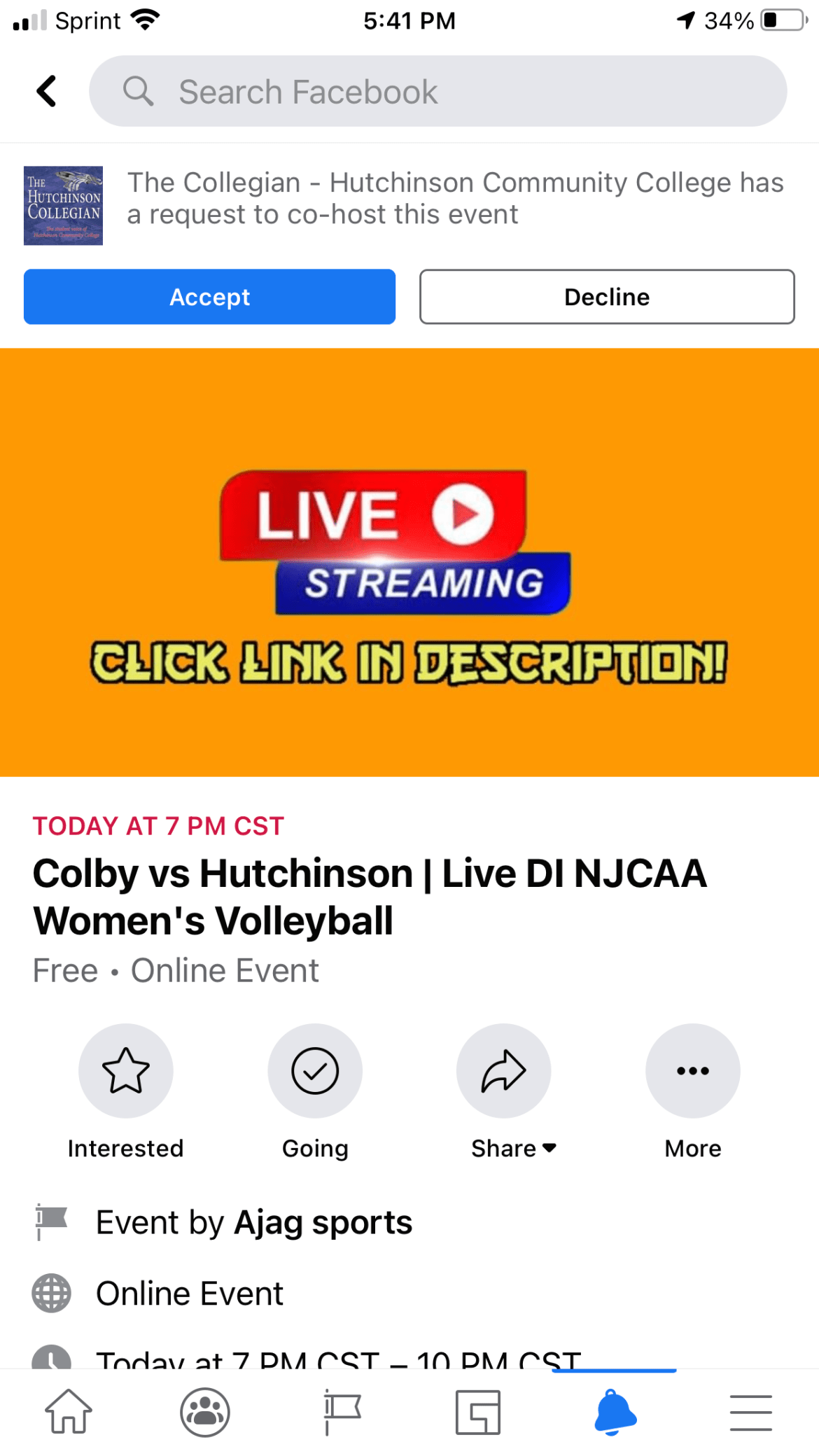 HutchCC issues warning for fans seeing social-media streams for Blue Dragon athletics