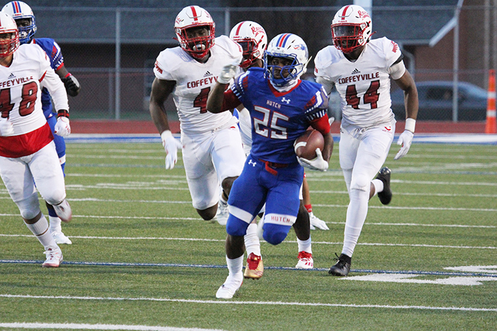 He said it was coming: Blue Dragons running back called his shot Saturday at Butler