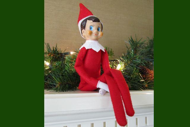 Elf On The Shelf Hutchinson Bear