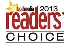 Star local media readers choice award 2013