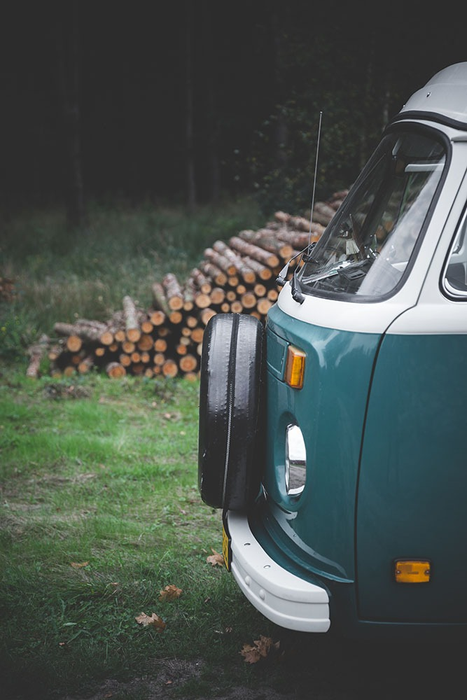 Roadtrip Volkswagen T2