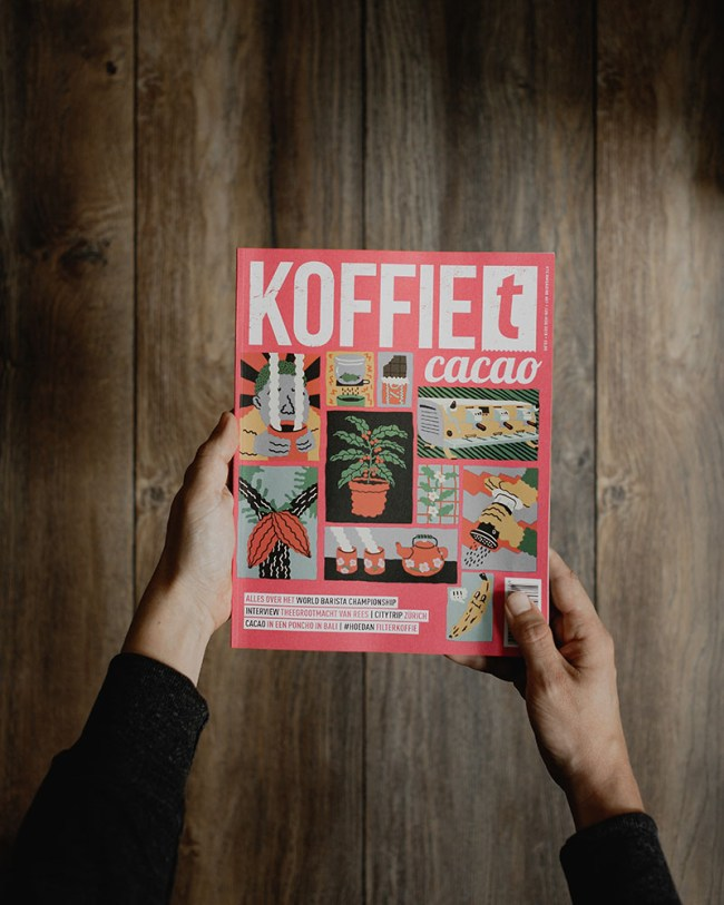 KoffieTCacao magazine #27 - Regula Ysewijn