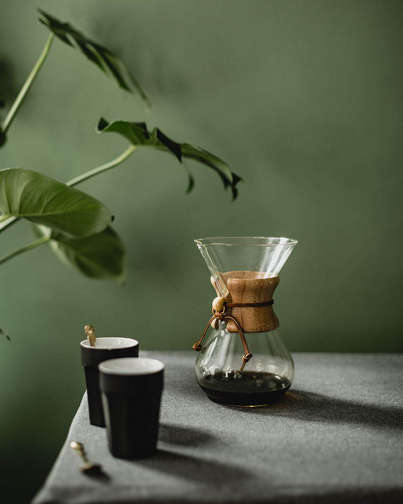 Concept photography Coffee Chemex - Product photography