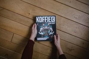 Gepubliceerd | KoffieTCacao magazine #29 fotoshoot van Jennie Lena