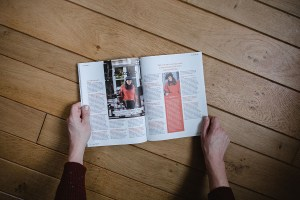 Gepubliceerd   KoffieTCacao magazine #29 fotoshoot van Jennie Lena