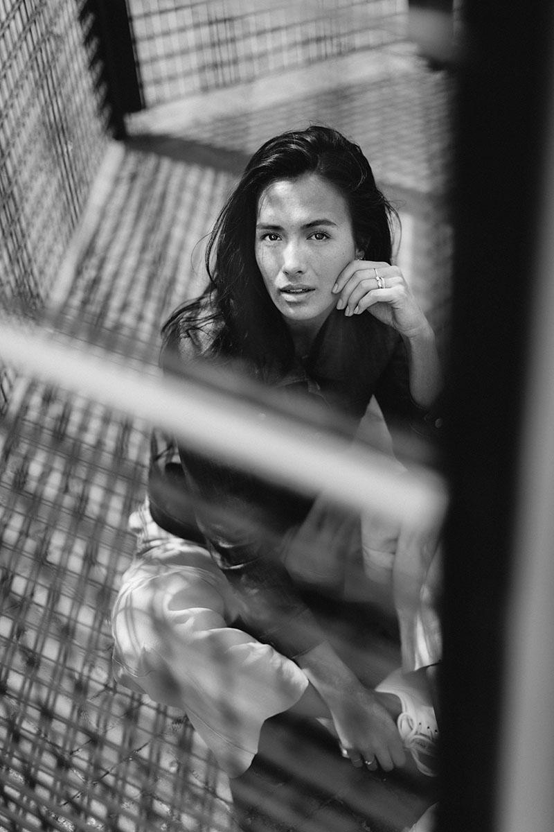 Fotoshoot Portretfotografie Lookbook Lachelle Jurriaan Huting fotografie Huting.net