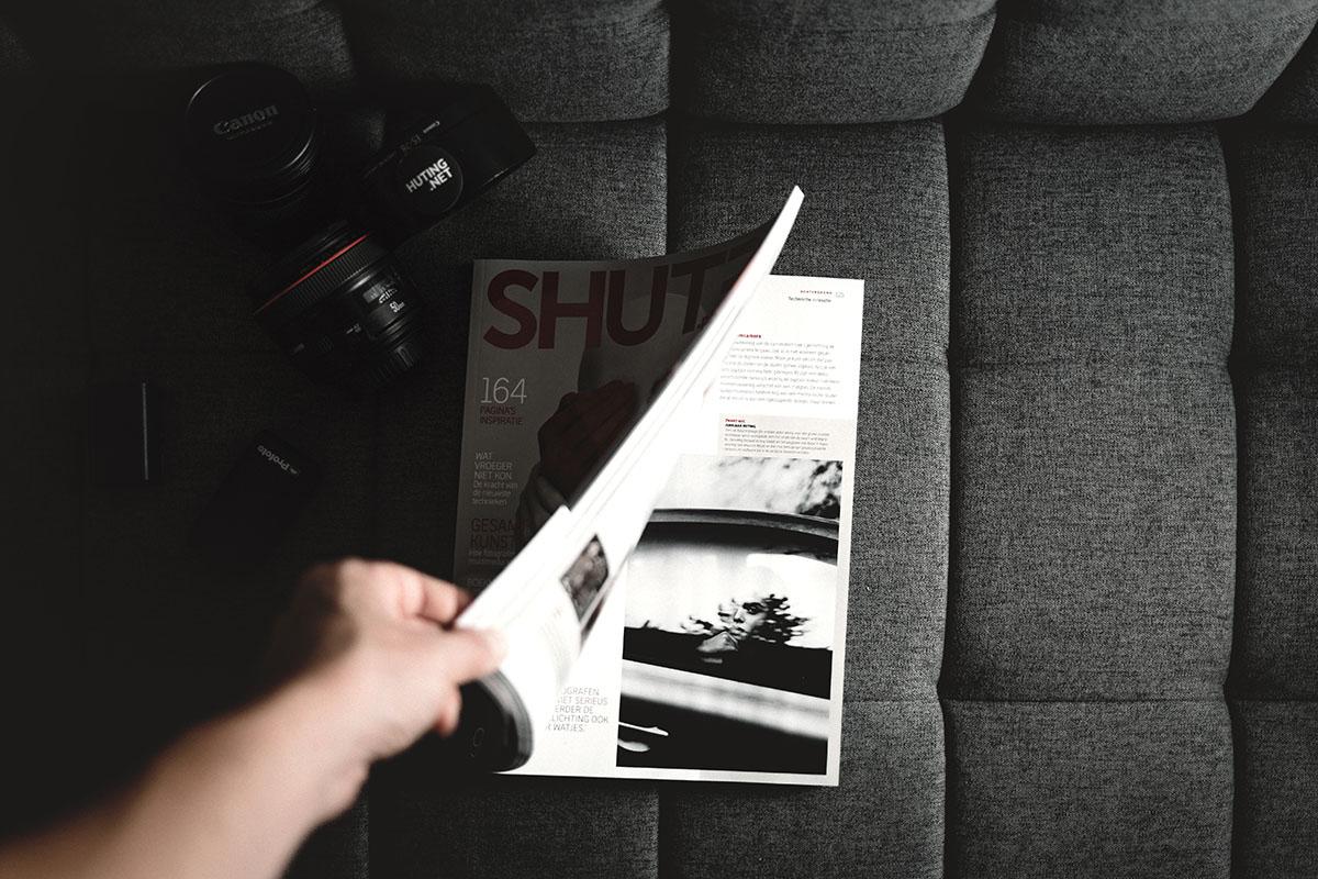 Huting.net photography Jurriaan Huting gepubliceerd magazine SHUTR magazine fotografie Nijmegen
