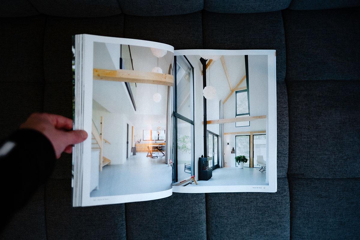 Huting.net Jurriaan Nijmegen Kavel en Huis magazine - interieur fotografie