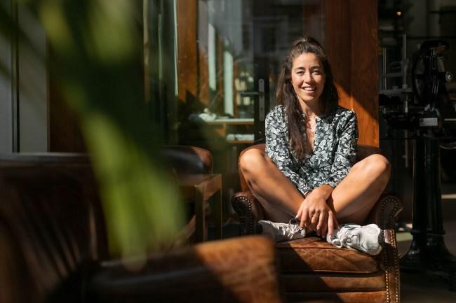 Huting.net Jurriaan Nijmegen Fotoshoot Naomi van As - Vascobelo Amsterdam | KoffieTcacao magazine