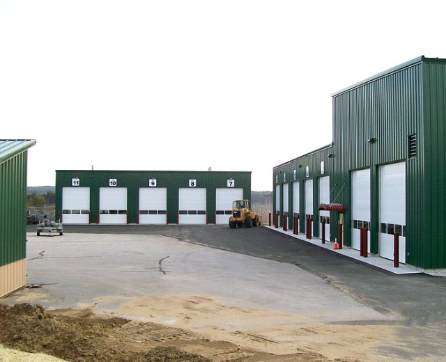 Eversource Mobile Maintenance Facility