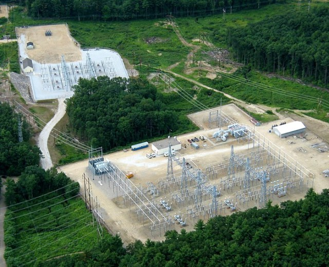 Eversource Substations
