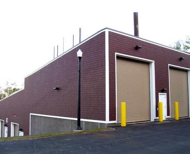 Glencliff Homes<br /> Wood Chip Facility