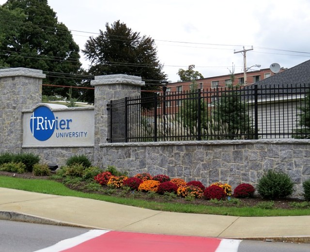 Rivier College Gateway Project