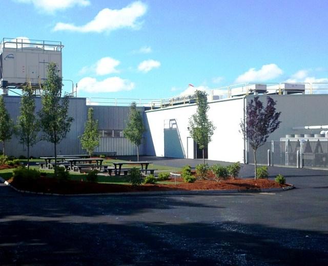 Saint-Gobain Plant Consolidation