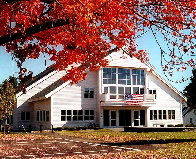 The Meetinghouse Theater at Proctor Academy - Rebuild NH Compliant