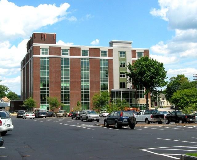 Two Pillsbury Street Office Complex