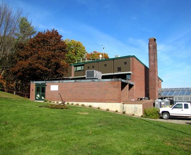 University of NH Jackson Extuarine Laboratory