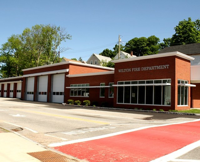 Wilton Fire House Addition