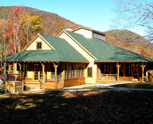 Camp Merrowvista Dining Hall