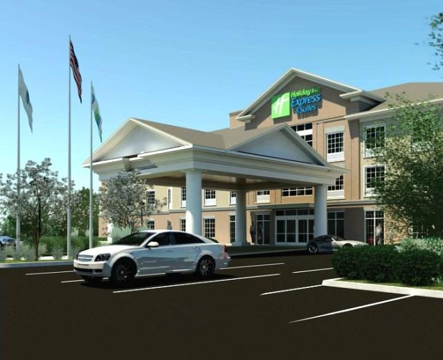 Holiday Inn Express, Sturbridge, MA