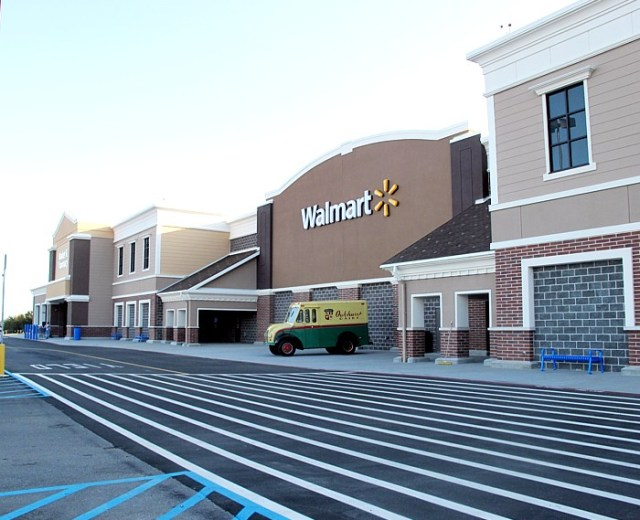 Walmart Supercenter, Ellsworth ME