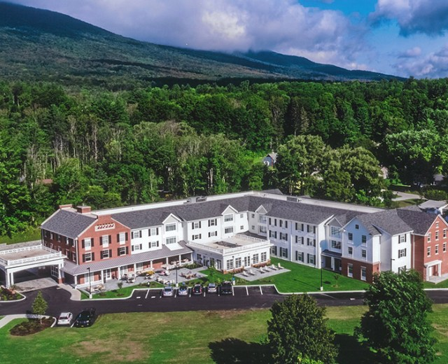 Hampton Inn & Suites, Manchester Center, VT
