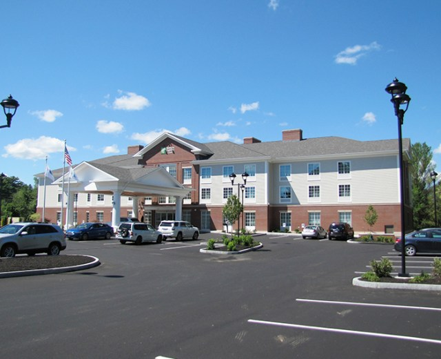 Holiday Inn Express<br /> Sturbridge, MA