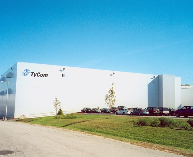TyCom Creel Building<br /> Newington, NH