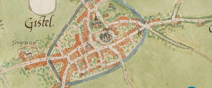 De Stedenatlas van Jacob van Deventer
