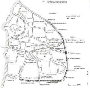 1ste stadsuitbreiding