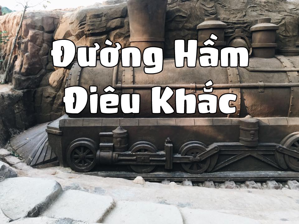 Đường hầm điêu khắc