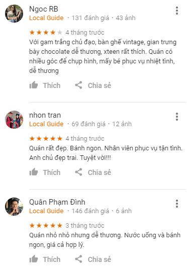 Review quán cafe Thong Dalat Space