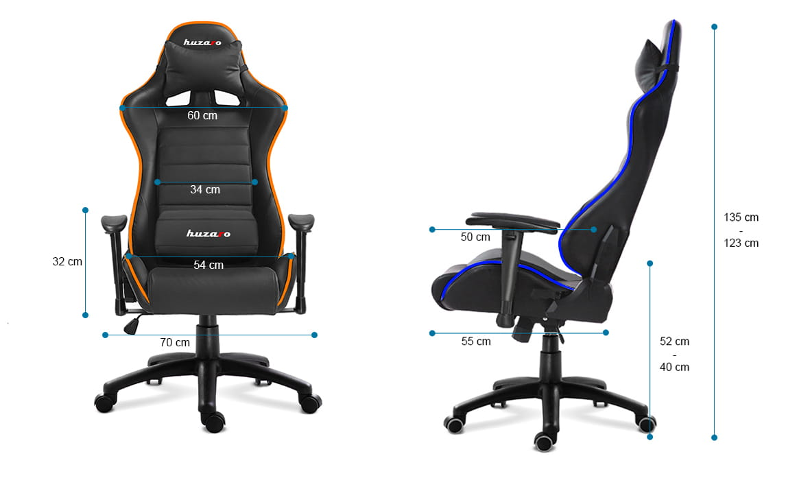 Gaming Chairs 6.0 LED RGB NEW