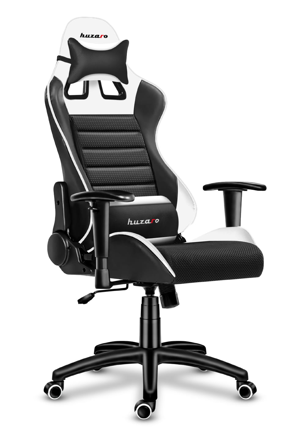 Gaming chair Force 6.0 white1