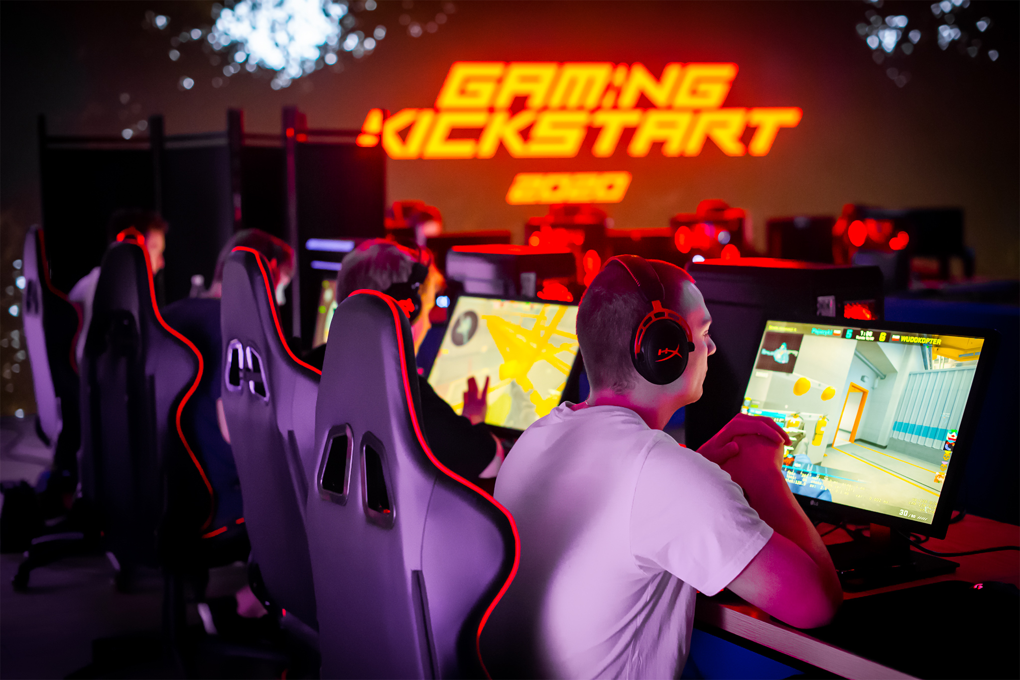 huzaro gaming chairs join the team