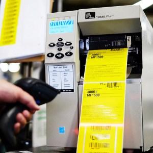 Box Label Printers