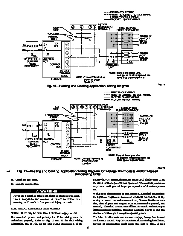 Carrier 58T 3SM Gas Furnace Owners Manual 6?resize\=612%2C792\&ssl\=1 basic carrier gas furnace wiring diagram basic wiring diagrams  at crackthecode.co