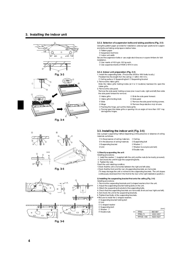 Installation Manual For Mitsubishi Mr Slim