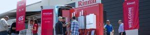 Try Rinnai Truck