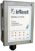 Airtest CT2100 Dual Gas Controllers (24 VAC)