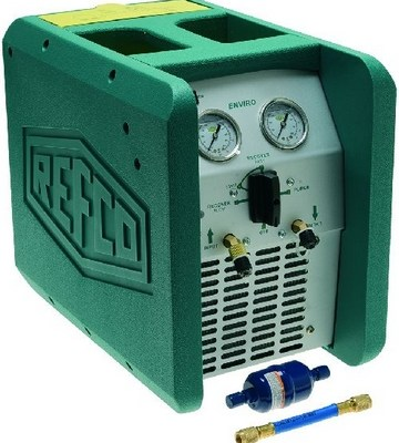 Refrigerant Recovery Stations