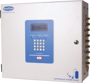 Sentech Multiple Channel Toxic Gas Monitor